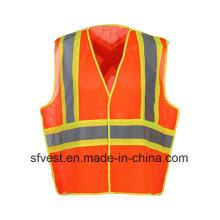 CAS Standar High Visibility Relective Safety Vest
