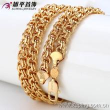 Xuping collar de moda de oro de 18k (42286)