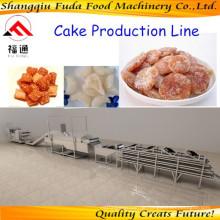 Automatische Snack Lebensmittel Produktionslinie Keks Produktionslinie Tierfutter Produktionslinie