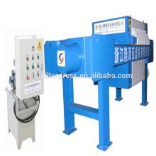 Zhejiang Longyuan 800 Serie Charm Filterpresse