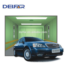 Safe car elevator with economic price and large space