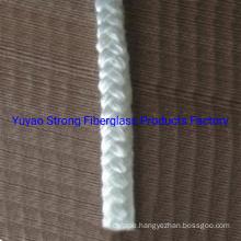 3X3mm Fiber Glass Braided Square Rope
