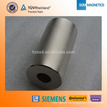 Starke Macht AlNiCo N52 Magnet Seltenerde Magnet Ring Magnete manufacute in China