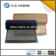 FDA LFGB Certificate Non Stick Mesh Food Grade PTFE coated glass mesh conveyor belt
