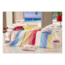 100 cotton 40s 128*68 luxury soft high quality pigment printing bed linen usa