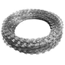 High Quality Galvanized Razor Barbed Wire for Amazon & Ebay