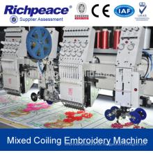Máquina de bordar multifunción
