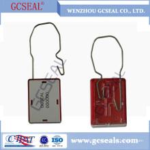 Surtidor de China GCP002 para candado de seguridad plástico a prueba de manipulaciones