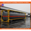 20ft ISO Tank Container 40ft Liquid Chemical Tank Container