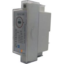 DIN Rail Mounting Electricity Energy Meter