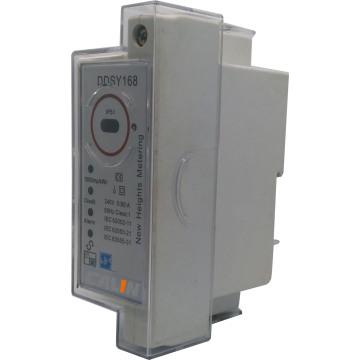 Измерительный прибор для измерения электрической энергии на DIN-рейке