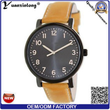 Yxl-748 New Luxury Timex Branded Mens Watches Super Soft Leather Clock Men Waterproof Quartz Watch