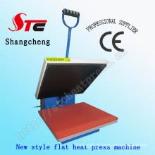 T-shirt plana calor imprensa máquina barato calor transferência máquina t-shirt impressão máquina Stc-SD09