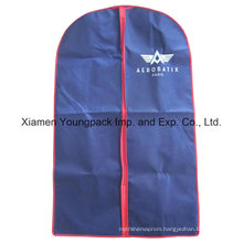 Custom Printed Non Woven PP Suit Cover Garment Bag
