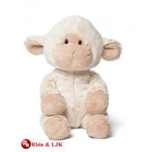 Kundengebundener Soem-Entwurf Schafplüschspielzeug