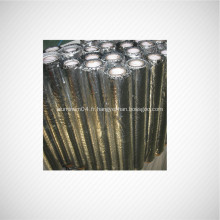Ruban bitumineux en feuille d'aluminium Polyken940