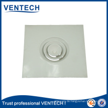 HVAC-Klimaanlagen-Grill-Aluminiumrunder Decken-Diffusor