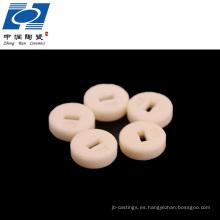 Elemento de calefacción del aislador de la cerámica de la alúmina