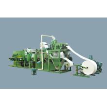A maquinaria da almofada absorvente da água