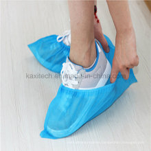 Environmental Shoe Cover Non-Woven PP Waterproof Anti-Skid Manufacturing Kxt-Sc38