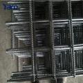 4mm 5mm 6 mt 8mm draht 4x4 6x6 200 * 200 loch geschweißte straßenverstärkung mesh für gebäude