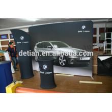Spannstoff-Ausstellungsstand Standard-Messestand POP UP DISPLAY STAND
