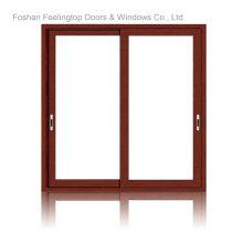 Commercial Double Glazed Thermal Break Aluminium Sliding Window (FT-W85)