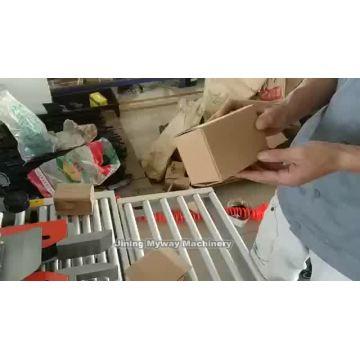 Machine de cachetage de carton | Scellant de carton | Machine de cachetage de bande