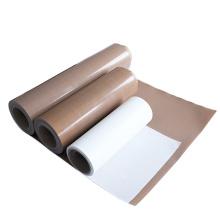 Waterproof and fireproof PTFE coated fiberglass cloth