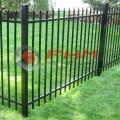 Черный металлический металлический затвор