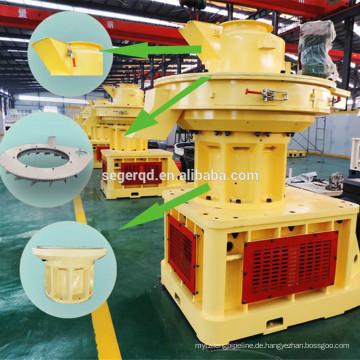 Holz Pellet Mill Machine für Holzstaub Pelletpresse