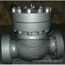 Обратный клапан обратного хода с фланцем из нержавеющей стали WLB 600 л / 900 фунтов / 1500 фунтов