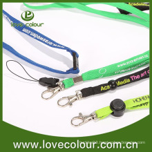 Popular Polyester Lanyard For Meeting /Fair/Promotion /Game/Wedding Gift