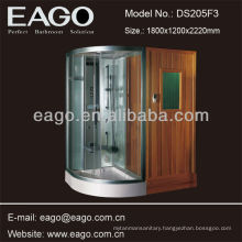 1 Person Small Sauna Room with Steam Shower (DS205F3)