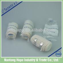 spandex crepe bandage with 7.5x4 /10x4/15x4 size