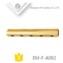 """EM-F-A082 MF 3/4"""" brass male union cooper pipe fitting water manifold heating"""