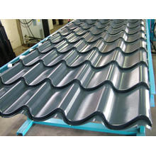 Máquina Perfiladeira de telha de novo tipo alumínio lateral e painel de parede