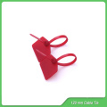 120 mm, sello plástico de alta seguridad