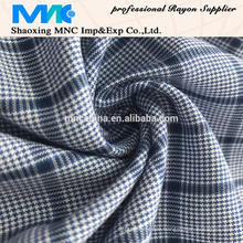 Hight Quality yarn dye rayon fabric