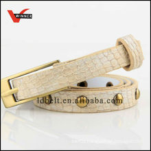 Durable men studs belt
