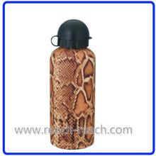 Botella de agua de aluminio 600ml deportes (R-4050)