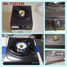 teflon coated single burner gas stove,gas cooker