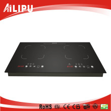 2017 Simple Double Burners Built-in Induction Hob Model Sm-Dic09A