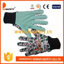 Ddsafety Cotton Safety Working Gardening Gloves Manufacturer