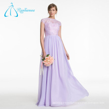 Fancy Color Hot Selling Chiffon Bridesmaid Dresses Lace