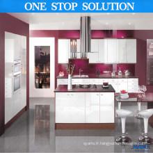 Cabinet de cuisine moderne 2016 New Arrival (couleur rouge)