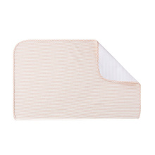 100% Baumwolle Natur Farbe Baby Wrap Swaddle Windel Pad