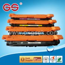 Compatible 541a color toner cartridge for hp 540a for hp toner cartridge 540a