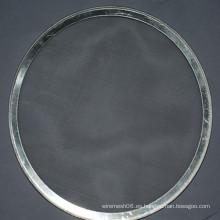 Malla sinterizada del filtro sinterizado (fábrica real)