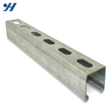 Wholesale Hot Sale Galvanized Hot Rolled Steel C Channels